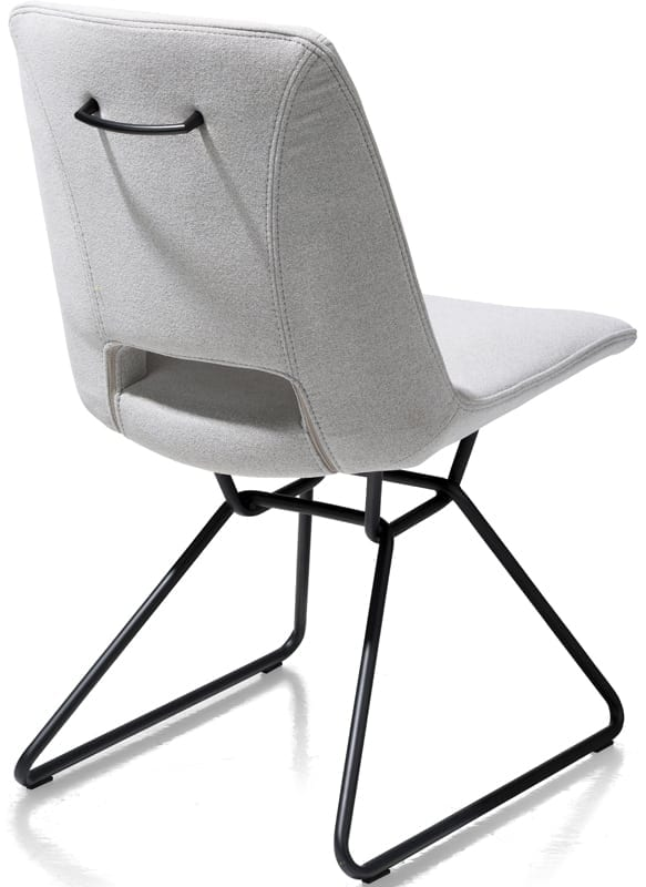 Matiz stoel uit de Xooon design collectie - eetkamerstoel ice