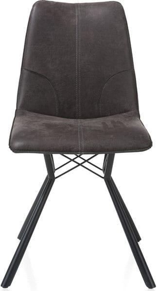 Noah stoel, moderne eetkamerstoel uit de Xooon stoelen collectie