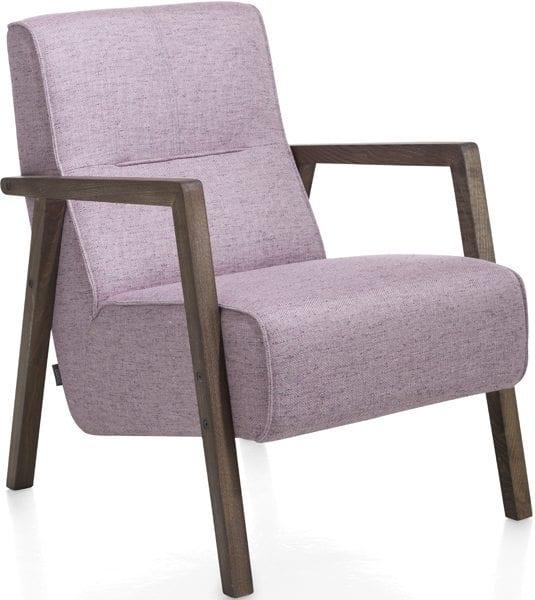 Fauteuil Bueno hout uit de Xooon design collectie, betaalbare design meubels