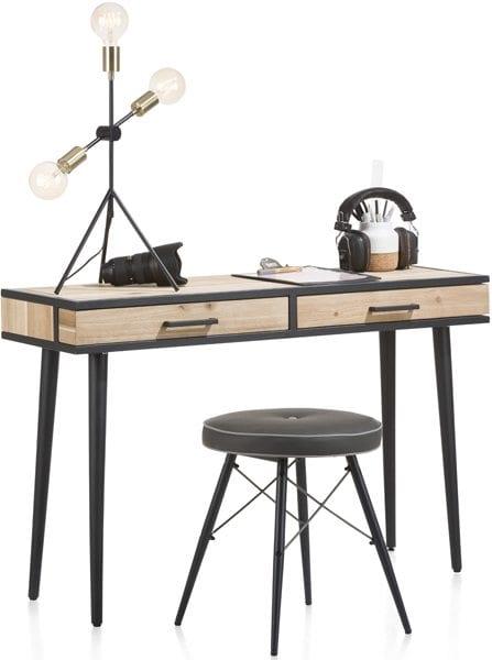 Kinna meubels Xooon, vervaardigd uit tramwood - modern design met karakter