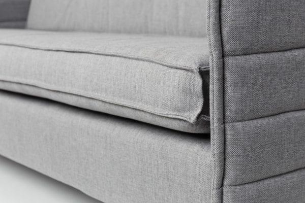 Bank Jaey 2,5-Seater Comfort Grey 91 modern design uit de Zuiver meubel collectie - 3200055