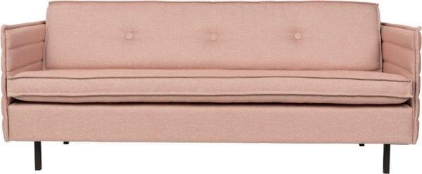 Bank Jaey 2,5-Seater Salsa Salmon modern design uit de Zuiver meubel collectie - 3200053