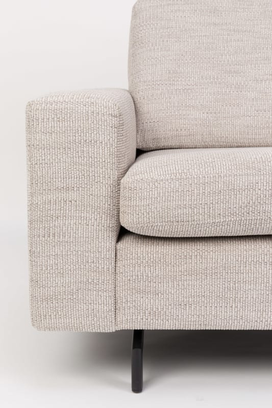 Bank Jean 2,5-Seater Latte modern design uit de Zuiver meubel collectie - 3200124