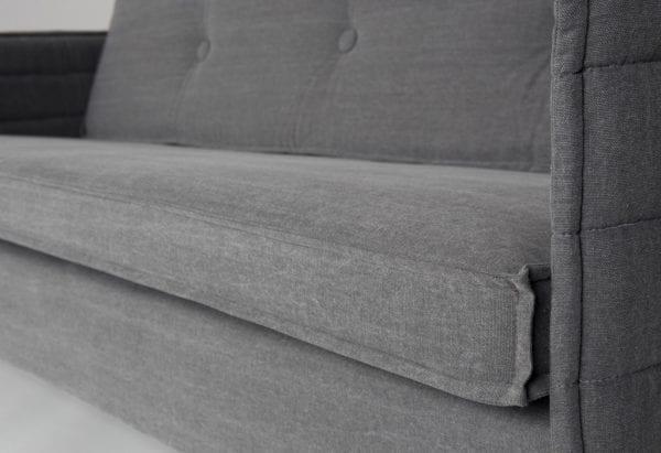 Bank Jaey 3-Seater Stone Grey 67 modern design uit de Zuiver meubel collectie - 3200049