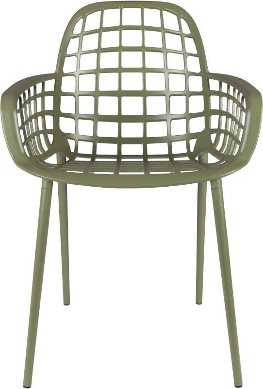 Armstoel Albert Kuip Garden Green modern design uit de Zuiver meubel collectie - 1200172