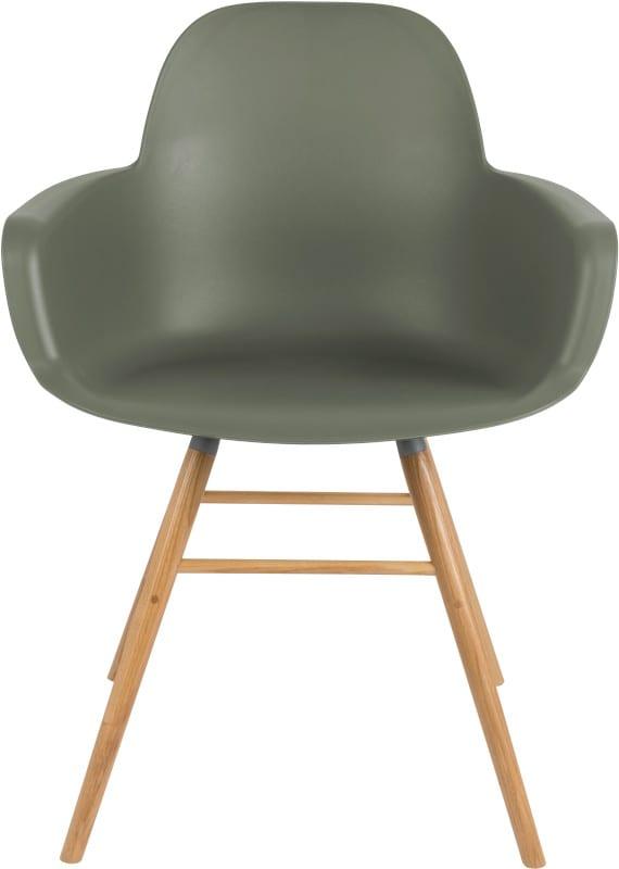 Armstoel Albert Kuip Green modern design uit de Zuiver meubel collectie - 1200136
