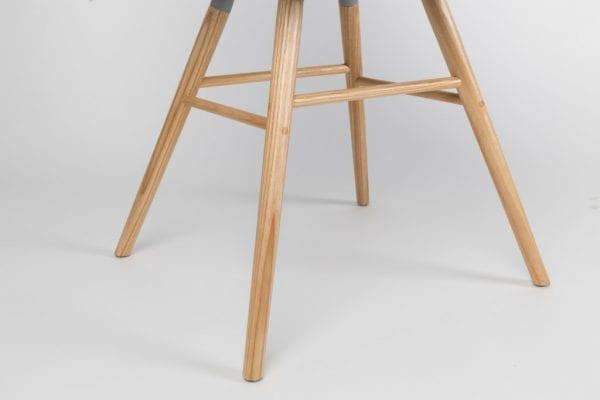 Armstoel Albert Kuip Taupe modern design uit de Zuiver meubel collectie - 1200135