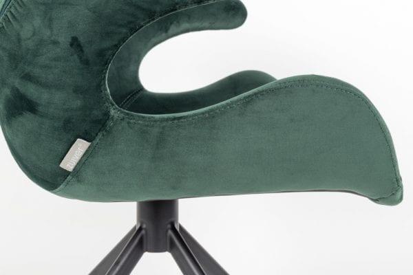 Armstoel Mia Green modern design uit de Zuiver meubel collectie - 1200148