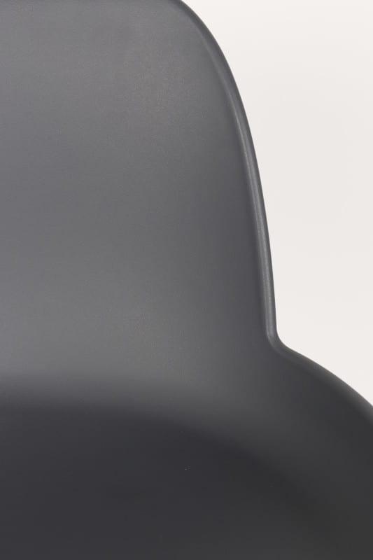 Barstoel Albert Kuip Dark Grey modern design uit de Zuiver meubel collectie - 1500052