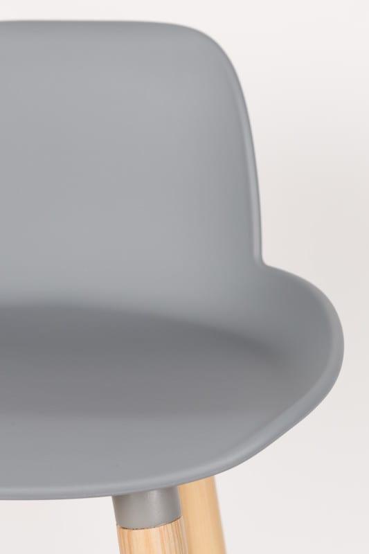 Barstoel Albert Kuip Grey modern design uit de Zuiver meubel collectie - 1500053