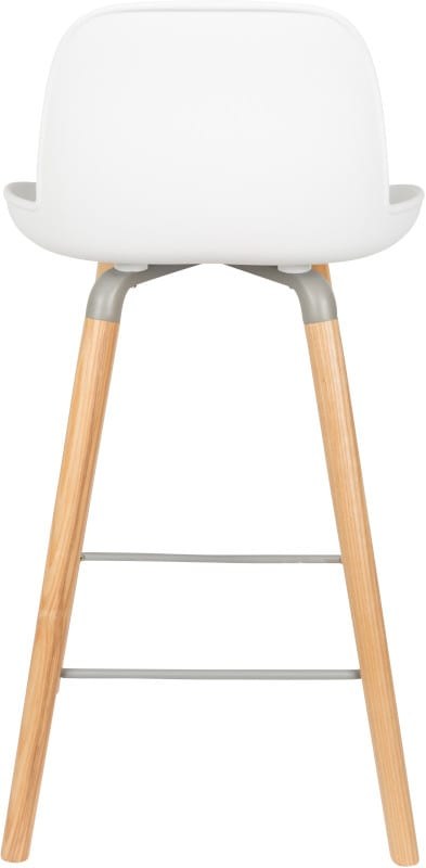Barstoel Albert Kuip White modern design uit de Zuiver meubel collectie - 1500051
