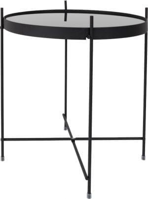 Bijzettafel Cupid Black modern design uit de Zuiver meubel collectie - 2300036