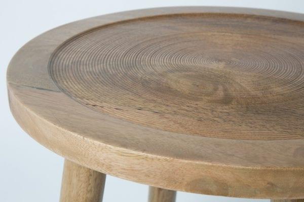 Bijzettafel Dendron L modern design uit de Zuiver meubel collectie - 2300060