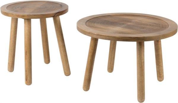 Bijzettafel Dendron S modern design uit de Zuiver meubel collectie - 2300059