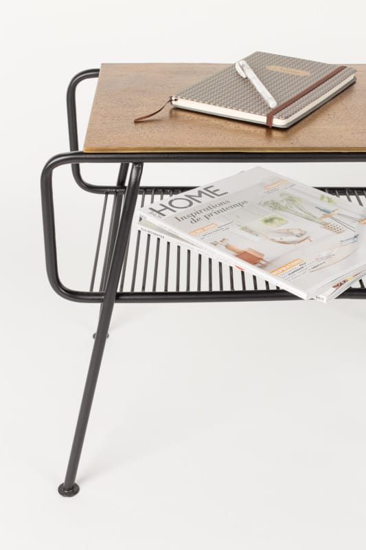 Bijzettafel Gunnik modern design uit de Zuiver meubel collectie - 2300136
