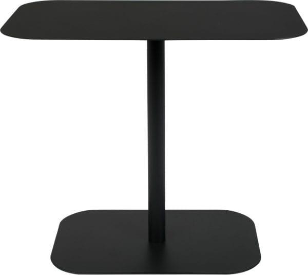 Bijzettafel Snow Black Rectangle modern design uit de Zuiver meubel collectie - 2300156