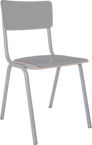 Eetkamerstoel Back To School Hpl Grey modern design uit de Zuiver meubel collectie - 1100286