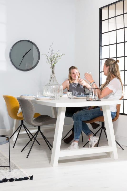 Eetkamerstoel Omg Ll Brown modern design uit de Zuiver meubel collectie - 1100253