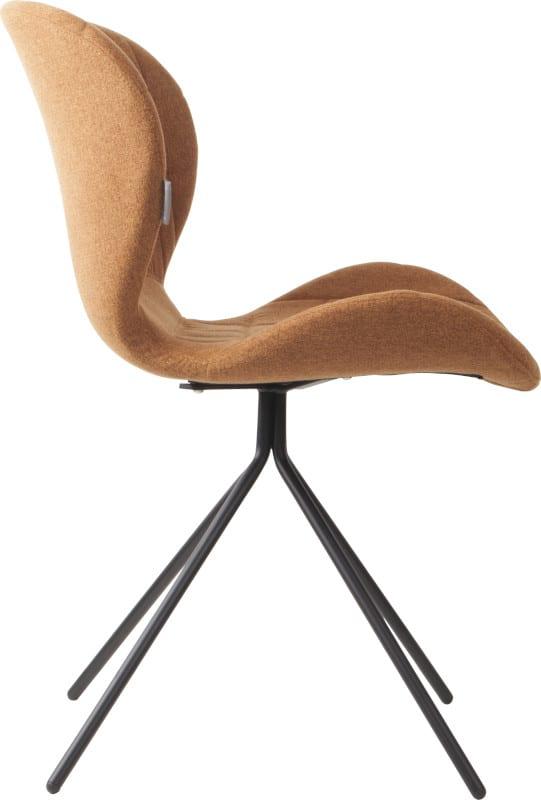 Eetkamerstoel Omg Camel modern design uit de Zuiver meubel collectie - 1100171