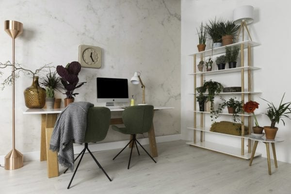 Eetkamerstoel Omg Grey modern design uit de Zuiver meubel collectie - 1100169