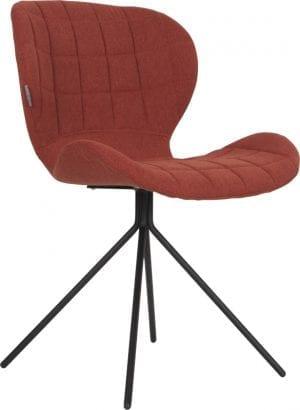 Eetkamerstoel Omg Orange modern design uit de Zuiver meubel collectie - 1100174