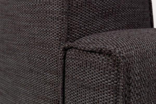 Bank Bor 1-Seater Anthracite modern design uit de Zuiver meubel collectie - 3200123