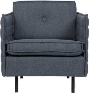 Bank Jaey 1-Seater Comfort Grey/Blue 81 modern design uit de Zuiver meubel collectie - 3200064