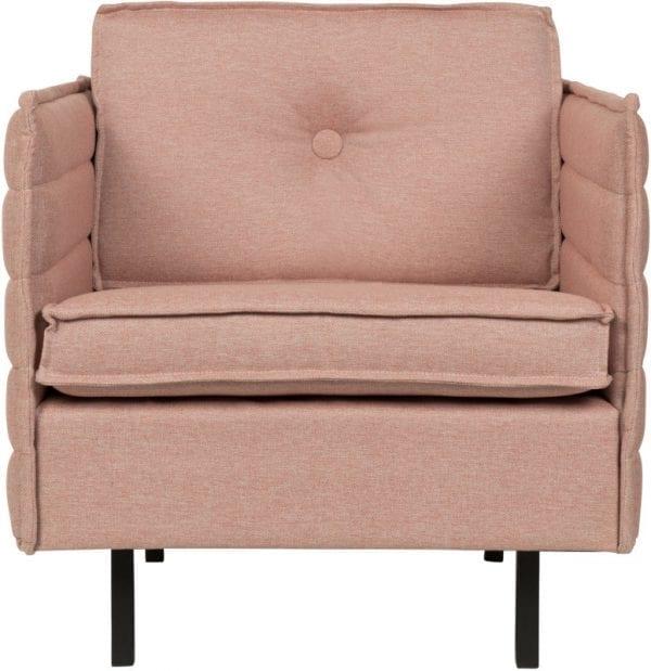 Bank Jaey 1-Seater Salsa Salmon modern design uit de Zuiver meubel collectie - 3200063
