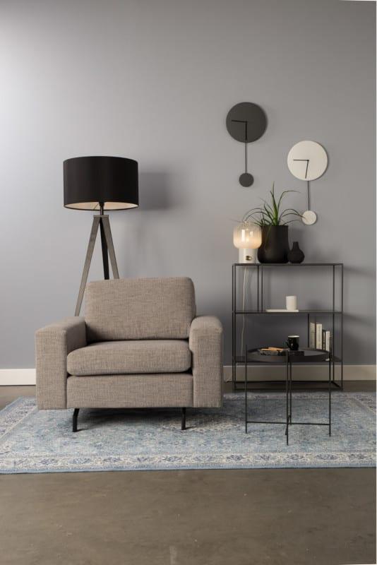 Bank Jean 1-Seater Grey modern design uit de Zuiver meubel collectie - 3200128