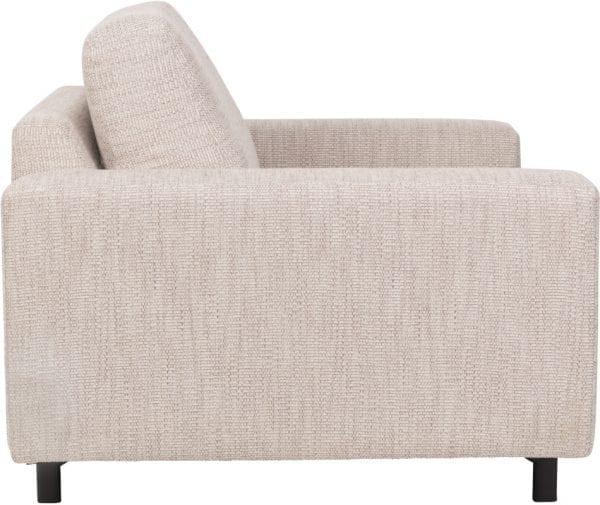 Bank Jean 1-Seater Latte modern design uit de Zuiver meubel collectie - 3200127