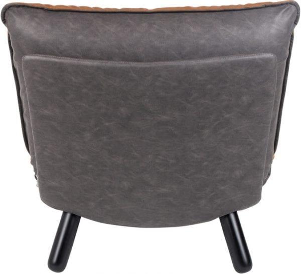 Fauteuil Lazy Sack  Ll Brown modern design uit de Zuiver meubel collectie - 3100043