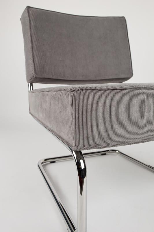 Fauteuil Ridge Rib Cool Grey 32A modern design uit de Zuiver meubel collectie - 3100031