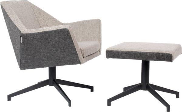Fauteuil Uncle Jesse modern design uit de Zuiver meubel collectie - 3100084