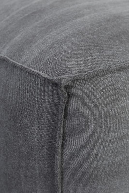 Bank Fat Freddy Left Stone Grey 67 modern design uit de Zuiver meubel collectie - 3200079
