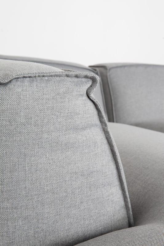 Bank Fat Freddy Right Comfort Grey 91 modern design uit de Zuiver meubel collectie - 3200085