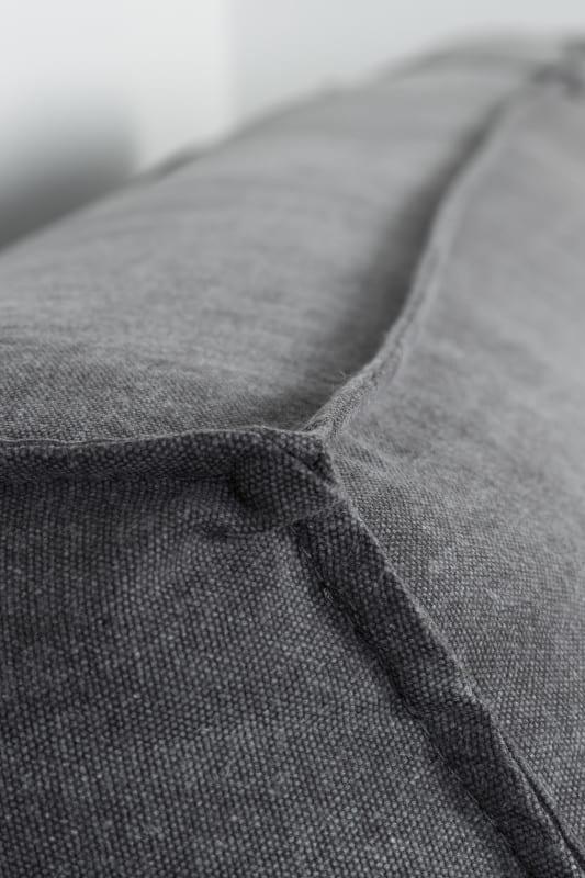 Bank Fat Freddy Right Stone Grey 67 modern design uit de Zuiver meubel collectie - 3200089