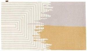 karpet Drip - 90 x 150 cm - 100% polyester Coco Maison CARPET Lowik Wonen & Slapen