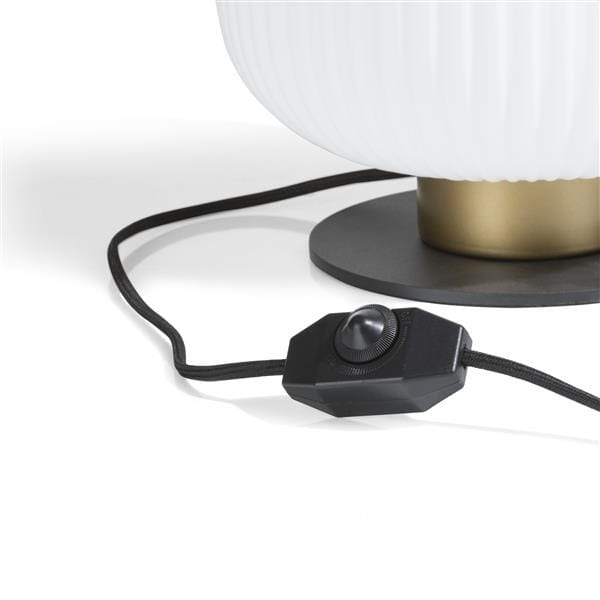 David, tafellamp 1-lamp (breed) Coco Maison LIGHTING Lowik Wonen & Slapen