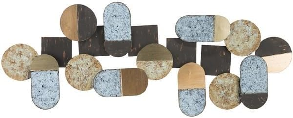 wanddeco Pills - 46 x 120 cm Coco Maison WALLDECO Lowik Wonen & Slapen
