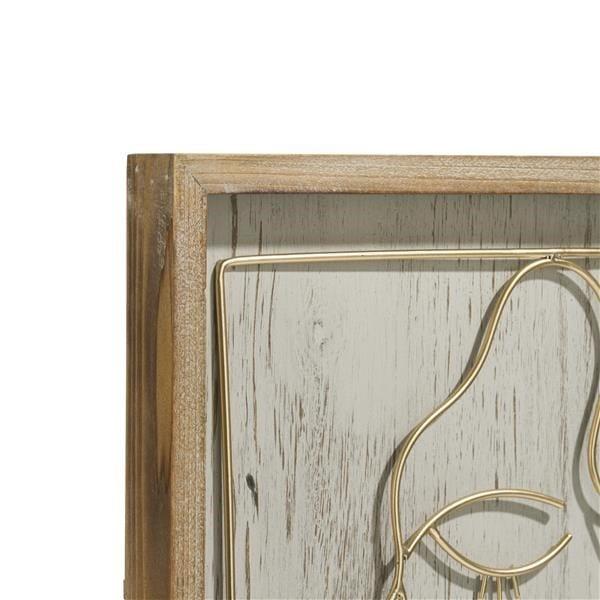 wanddeco Shoulder - 40 x 60 cm Coco Maison WALLDECO Lowik Wonen & Slapen