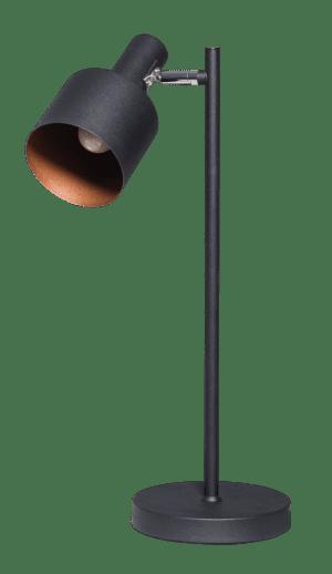 Sledge tafellamp 1x E27 zwart - ETH verlichting - 05-TL3277-30