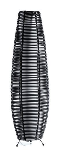 Cocoon vloerlamp 2 x E27 zwart - ETH verlichting - 05-VL8187-30
