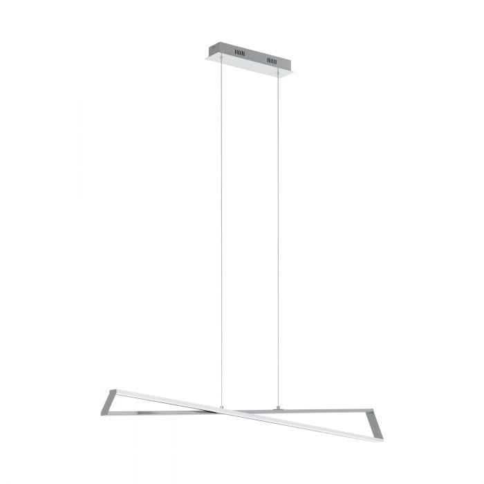 Agrela hanglamp - chroom