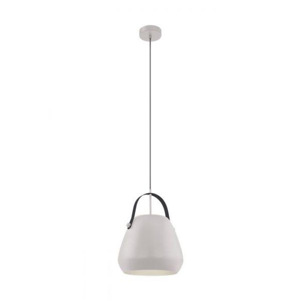Bednall hanglamp uit de lampen collectie van Eglo, schitterende lamp vervaardigd van staal, grey, black van kleur en passend bij vele interieurstijlen. De hanglamp is voorzien van een E27 fitting. Hanglamp Bednall wordt geleverd exclusief lichtbron(nen).
