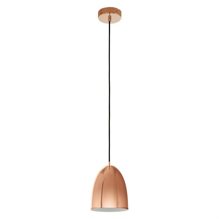 Coretto 2 hanglamp - koper