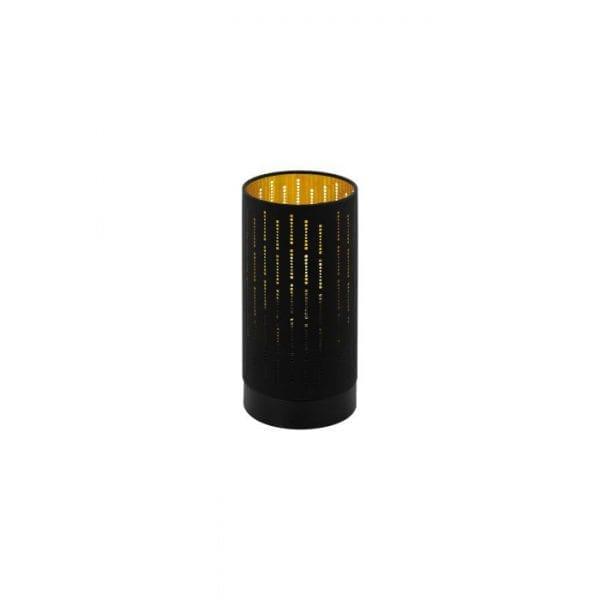 Varillas Tafellampen uit de lampen collectie van Eglo, schitterende lamp vervaardigd van staal, zwart van kleur en passend bij vele interieurstijlen. De Tafellampen is voorzien van een E27 fitting. Tafellampen Varillas wordt geleverd exclusief lichtbron(nen).