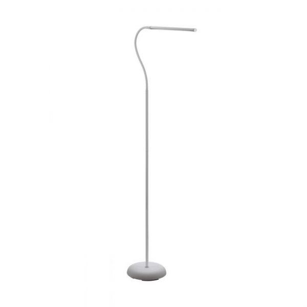 Laroa Staande lampen uit de lampen collectie van Eglo, schitterende lamp vervaardigd van Kunststof, wit van kleur en passend bij vele interieurstijlen. De Staande lampen is voorzien van een LED fitting. Staande lampen Laroa wordt geleverd inclusief lichtbron(nen).