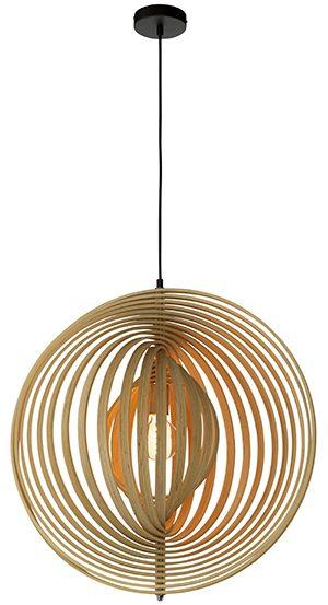 Woody hanglamp hout kleur  Hanglamp Woody Ø61 Feelings Lowik Meubelen