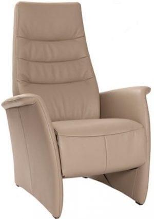 Relaxfauteuil Drenthe 50.50, uit de Best Choice fauteuil collectie van Gealux, oogstrelend modern design met een subliem zitcomfort - Löwik Meubelen