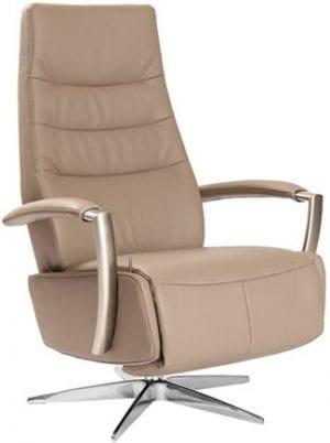 Relaxfauteuil Drenthe 60, uit de Best Choice fauteuil collectie van Gealux, oogstrelend modern design met een subliem zitcomfort - Löwik Meubelen